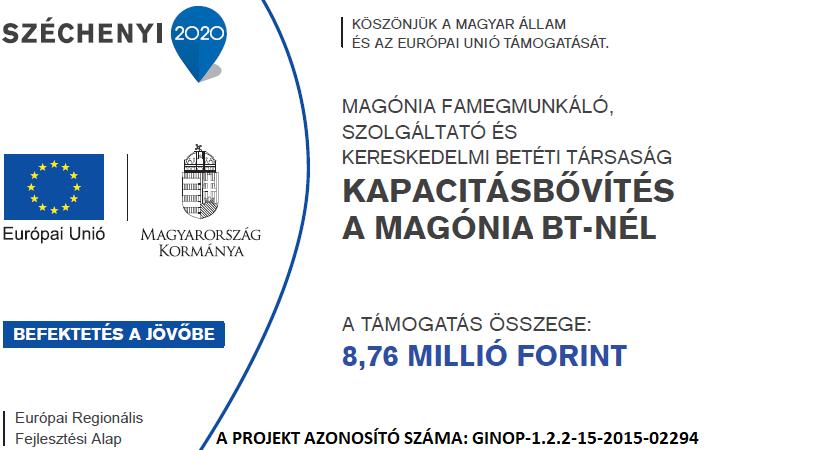 Uniós bővítés - Magónia Bt